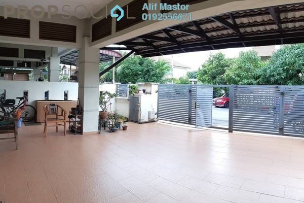 For Sale Terrace at Seksyen 2, Bangi Freehold Unfurnished 4R/3B 520k