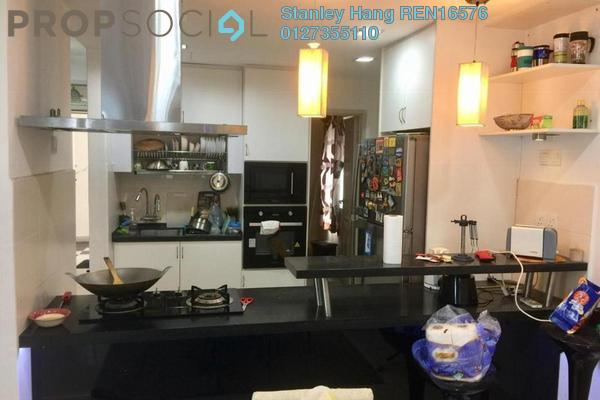 For Sale Condominium at Atmosfera, Bandar Puchong Jaya Freehold Semi Furnished 4R/3B 550k