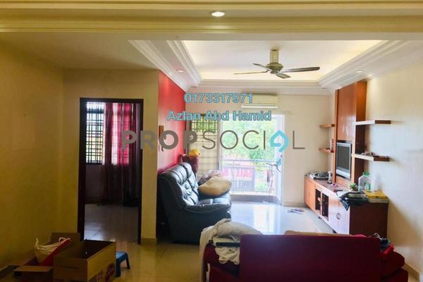 For Sale Condominium at Tiara Duta, Ampang Freehold Semi Furnished 3R/2B 445k