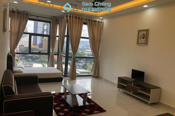 For Rent SoHo/Studio at 3 Towers, Ampang Hilir Freehold Fully Furnished 0R/1B 2k