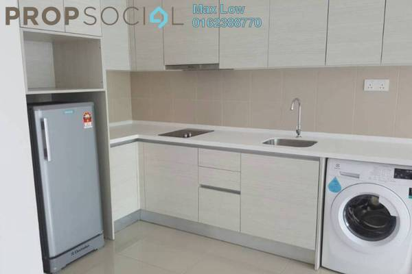For Rent Condominium at i-City, Shah Alam Freehold Semi Furnished 2R/2B 1.5k