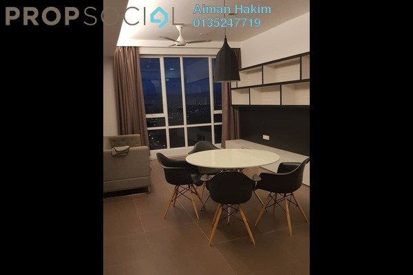 For Rent Serviced Residence at Garden Plaza @ Garden Residence, Cyberjaya Freehold Fully Furnished 3R/2B 2.1k