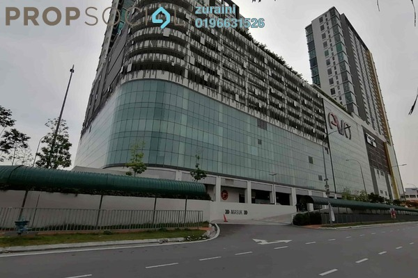 For Rent SoHo/Studio at EVO Soho Suites, Bandar Baru Bangi Freehold Fully Furnished 1R/1B 1k