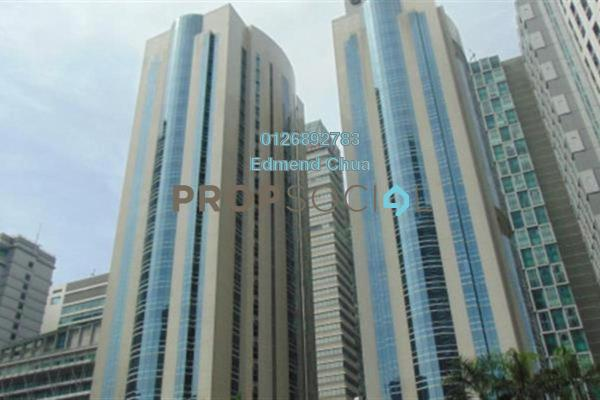 For Rent Office at Etiqa Tower, Bangsar Freehold Fully Furnished 0R/0B 14.2k