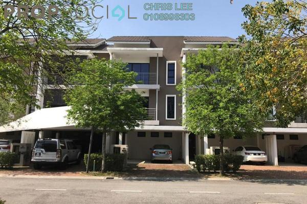 For Sale Condominium at Lake Edge, Puchong Freehold Fully Furnished 5R/5B 1.33m