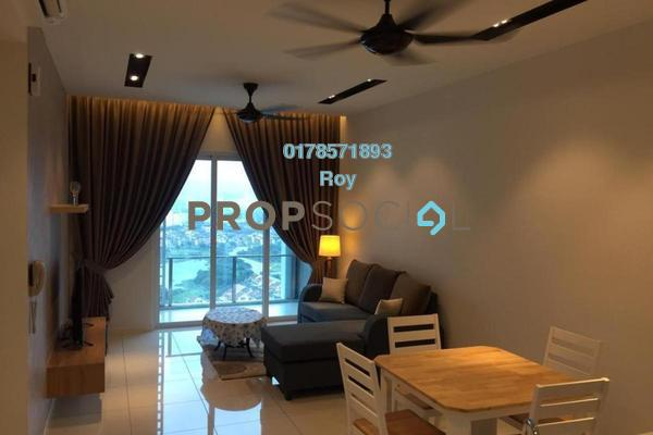 For Rent Condominium at Casa Green, Bukit Jalil Freehold Fully Furnished 3R/3B 1.7k
