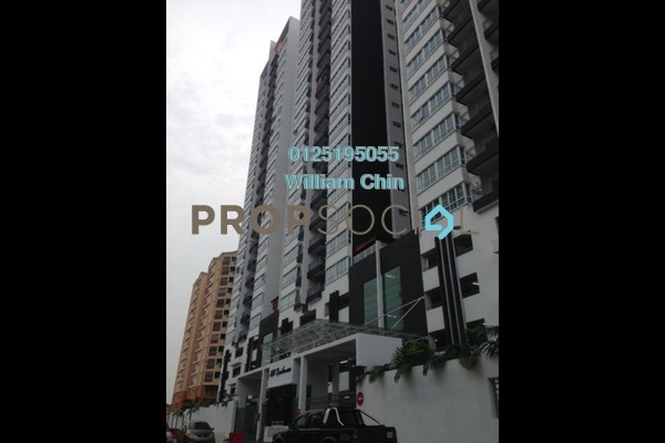 For Rent Condominium at 288 Residences, Kuchai Lama Freehold Semi Furnished 4R/3B 1.8k