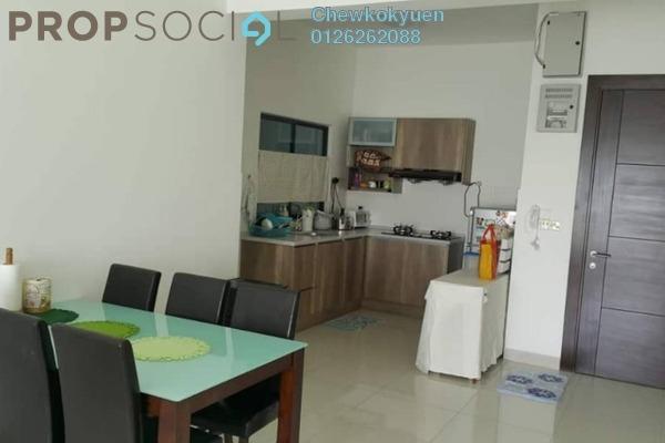 For Rent Serviced Residence at 8 Kinrara, Bandar Kinrara Freehold Fully Furnished 3R/2B 2.1k