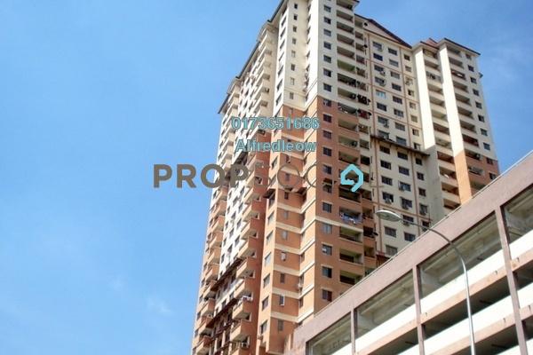For Rent Condominium at Idaman Sutera, Setapak Freehold Unfurnished 3R/2B 1k