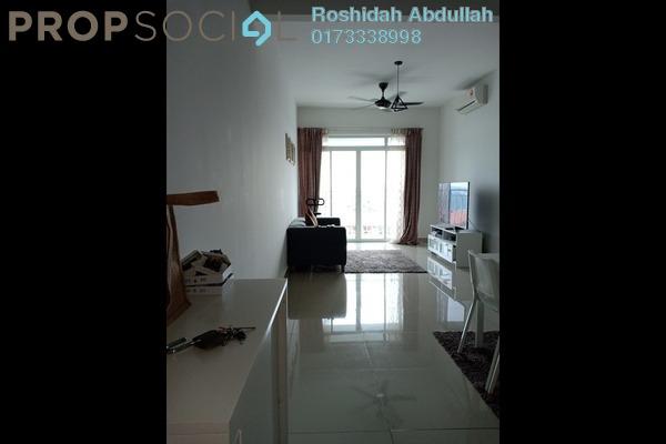 For Rent Serviced Residence at V-Residensi 2, Shah Alam Freehold Semi Furnished 2R/2B 1.4k