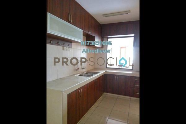 For Rent Condominium at MH Platinum Residency, Setapak Freehold Semi Furnished 3R/2B 1.55k