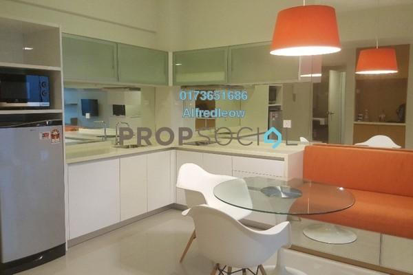 For Rent Condominium at Dex @ Kiara East, Jalan Ipoh Freehold Fully Furnished 2R/1B 1.6k