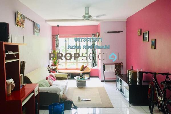 For Sale Condominium at Tiara Intan, Ampang Freehold Semi Furnished 3R/2B 350k