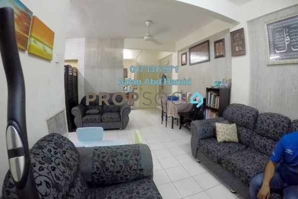 For Sale Apartment at Taman Cheras Intan, Batu 9 Cheras Freehold Unfurnished 3R/2B 253k