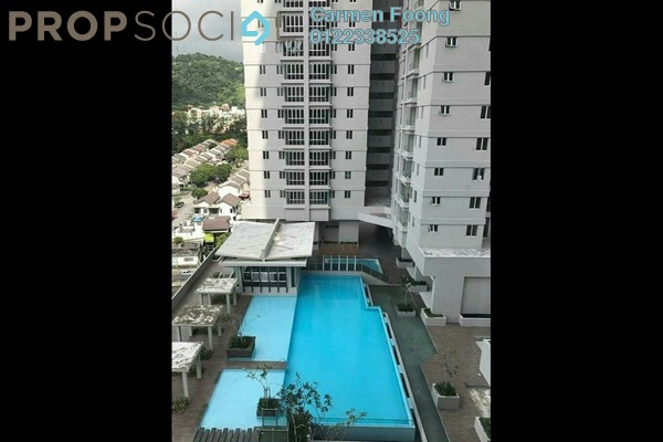 For Sale Condominium at Maxim Residences, Cheras Freehold Fully Furnished 3R/2B 550k