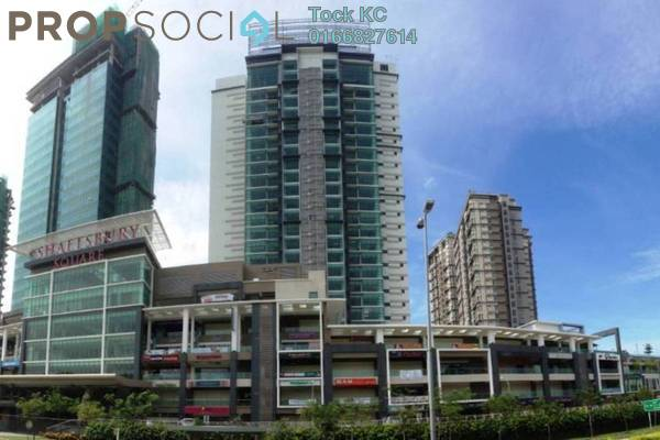 For Rent Shop at Shaftsbury Square, Cyberjaya Freehold Unfurnished 0R/0B 4.5k