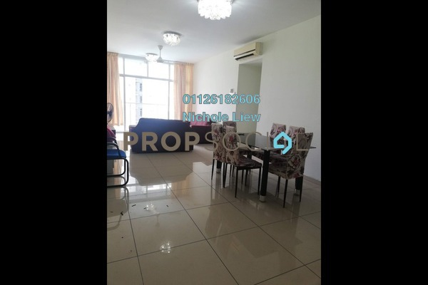 For Rent Condominium at Midfields, Sungai Besi Freehold Fully Furnished 3R/2B 1.65k
