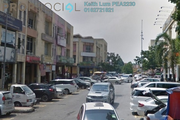 For Sale Office at Section 1, Bandar Mahkota Cheras Freehold Semi Furnished 1R/1B 248k