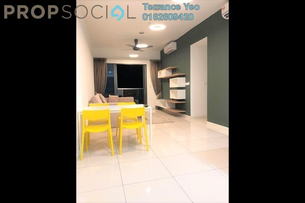For Rent Condominium at Sunway Geo Residences 2, Bandar Sunway Freehold Fully Furnished 3R/2B 4.5k