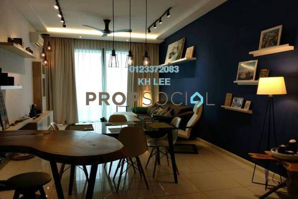 For Rent Condominium at LaCosta, Bandar Sunway Freehold Fully Furnished 3R/2B 3.9k