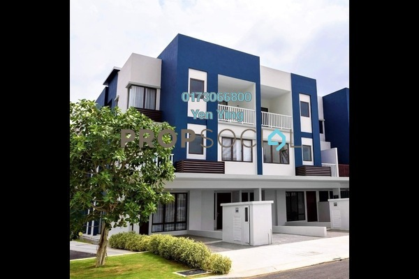 For Sale Townhouse at Ayden @ Warisan Puteri, Sepang Freehold Unfurnished 3R/3B 500k
