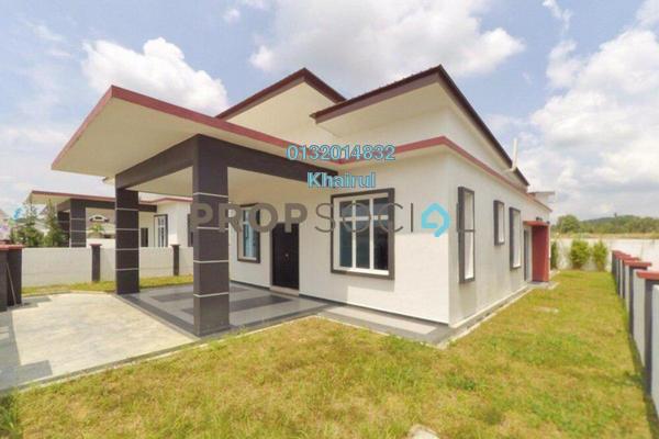 For Sale Bungalow at Vila Bukit Negeri, Senawang Freehold Unfurnished 5R/3B 668k