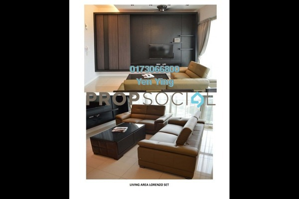 For Sale Serviced Residence at Setia Sky Residences, KLCC Freehold Fully Furnished 2R/2B 1.08m
