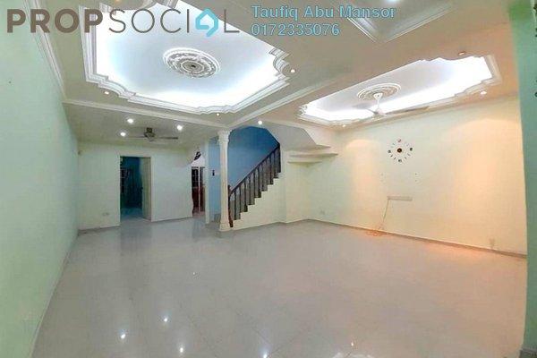 For Rent Terrace at Taman Cempaka, Pandan Indah Freehold Semi Furnished 4R/3B 2.2k