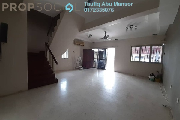 For Rent Terrace at Taman Cahaya, Ampang Freehold Unfurnished 4R/3B 2.3k