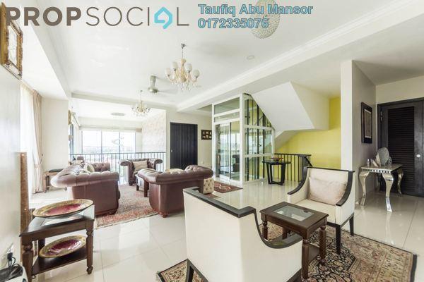 For Rent Terrace at Taman Cahaya, Ampang Freehold Unfurnished 4R/3B 2k