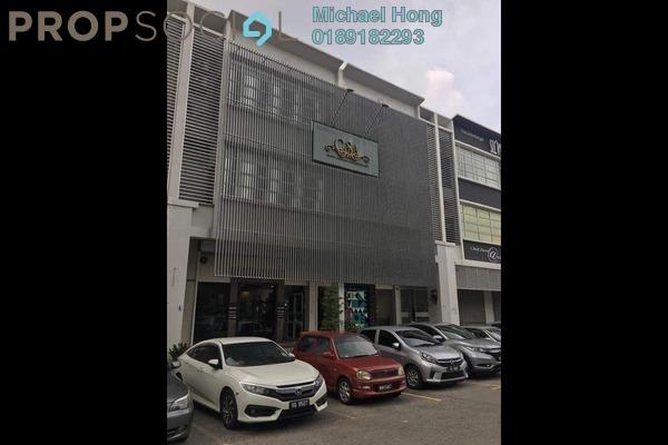 For Sale Shop at 1 Puchong Business Park, Bandar Puchong Jaya Freehold Fully Furnished 0R/12B 4m
