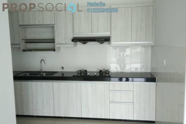 For Rent Condominium at Precinct 15, Putrajaya Freehold Semi Furnished 3R/2B 1.5k