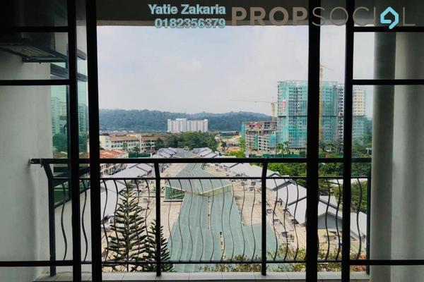 For Rent Condominium at One Damansara, Damansara Damai Freehold Semi Furnished 3R/2B 1.4k