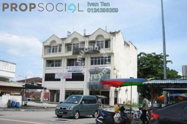 For Sale Shop at 327 Persiaran Ritchie, Ampang Hilir Freehold Semi Furnished 0R/0B 7.5m