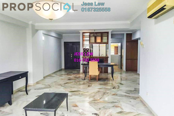 For Rent Condominium at Menara Polo, Ampang Hilir Freehold Semi Furnished 3R/2B 2k