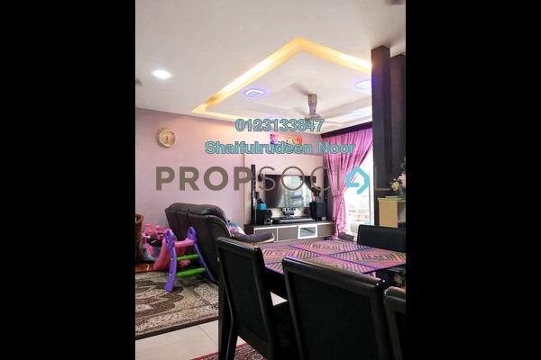 For Sale Condominium at Semarak Condominium, Batu Caves Leasehold Semi Furnished 4R/2B 460k