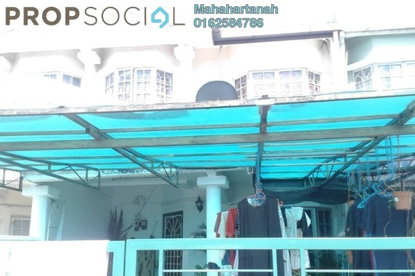 For Sale Terrace at USJ 1, UEP Subang Jaya Freehold Semi Furnished 4R/3B 519k