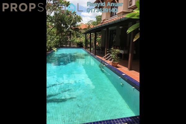 For Rent Bungalow at Mutiara Homes, Mutiara Damansara Freehold Fully Furnished 6R/6B 12k
