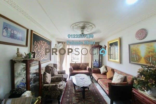 For Sale Apartment at Desa 288, Ampang Freehold Semi Furnished 3R/2B 330k