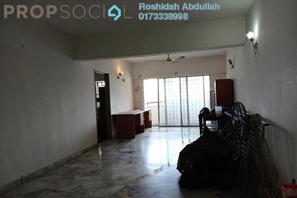 For Sale Condominium at Shang Villa, Kelana Jaya Freehold Semi Furnished 2R/2B 549k