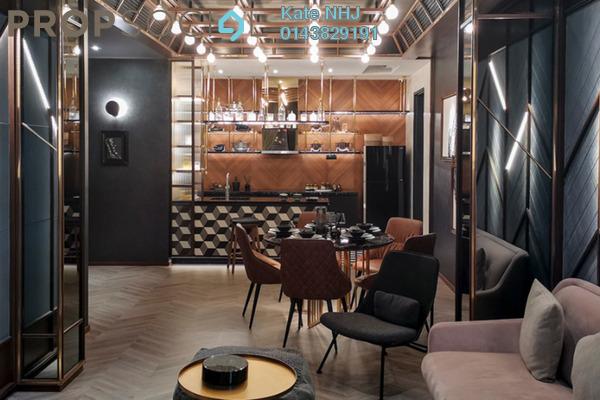 For Sale Condominium at 8th & Stellar, Sri Petaling Freehold Semi Furnished 3R/2B 609k