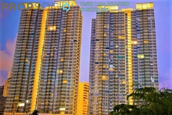 For Rent Condominium at The Elements, Ampang Hilir Freehold Fully Furnished 2R/1B 2.1k