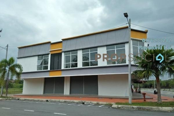 For Rent Shop at Antara Gapi, Serendah Freehold Unfurnished 3R/4B 4.5k