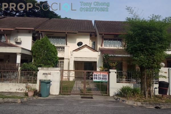 For Rent Terrace at Damai Budi, Alam Damai Freehold Unfurnished 4R/3B 1.5k