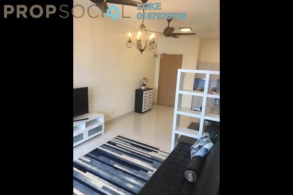 For Rent Condominium at MKH Boulevard, Kajang Freehold Fully Furnished 1R/1B 1.5k