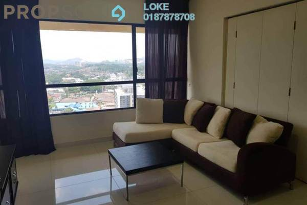 For Rent Condominium at MKH Boulevard, Kajang Freehold Semi Furnished 3R/2B 1.7k