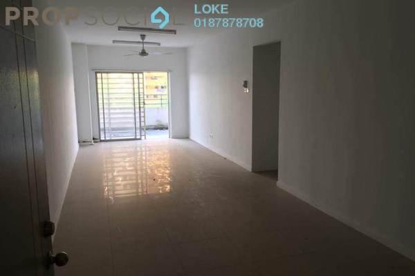 For Rent Condominium at Casa Idaman, Jalan Ipoh Freehold Unfurnished 3R/2B 1.5k