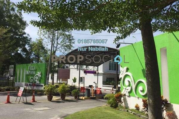 For Sale Terrace at Taman Pelangi Semenyih, Semenyih Freehold Unfurnished 4R/3B 450k