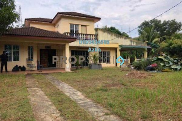 For Sale Bungalow at Bukit Beruntung Golf & Country Club, Rawang Freehold Semi Furnished 4R/4B 590k