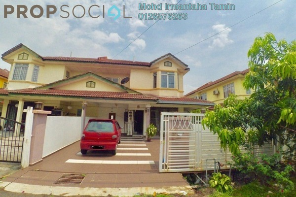 For Sale Semi-Detached at Taman Putra Perdana, Puchong Freehold Semi Furnished 4R/3B 460k